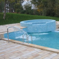 Aqua Mramor - Bazen Mlaz Vode