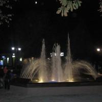 Aqua Mramor - Fontana Nocno Osvetljenje