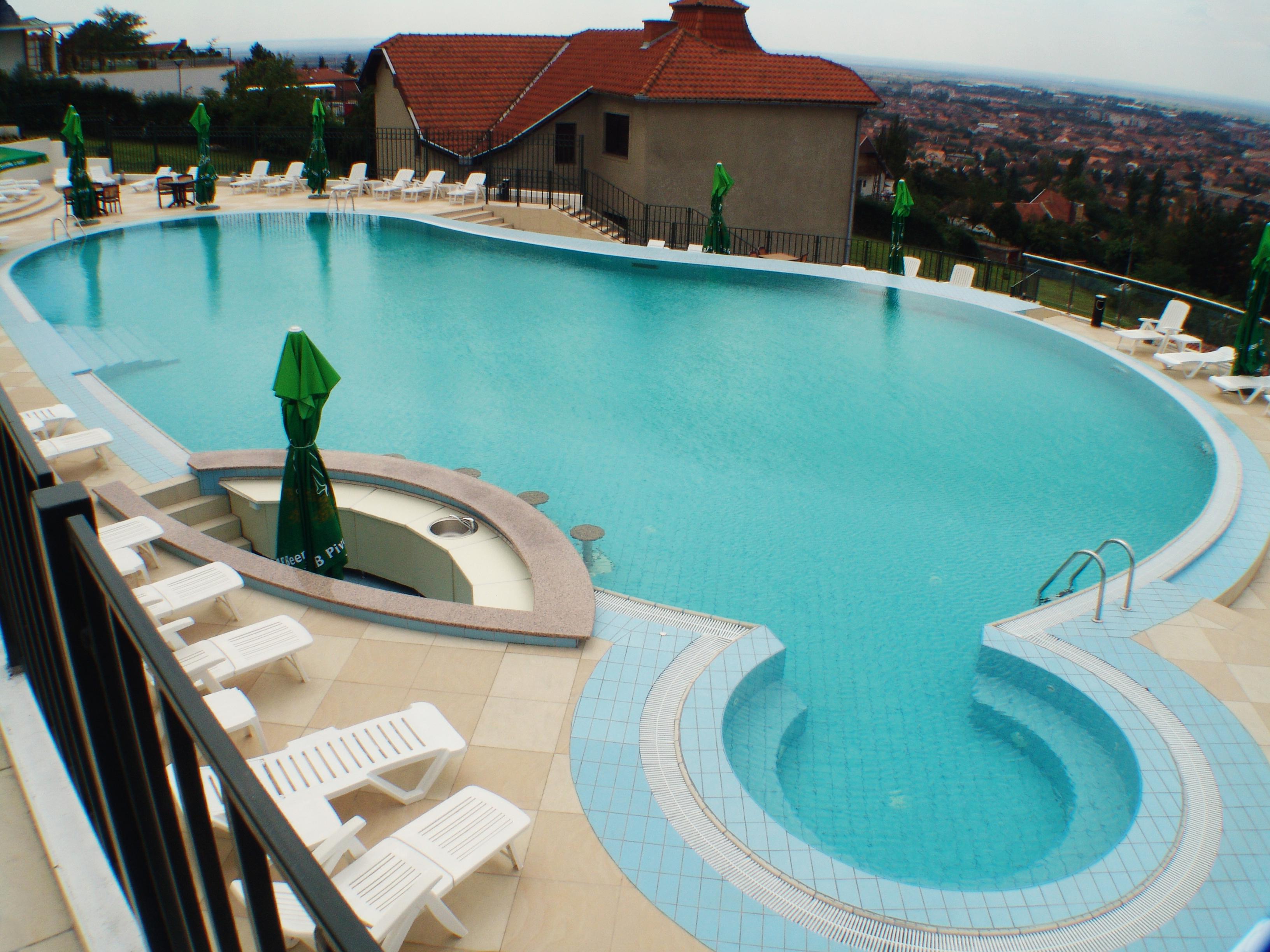 Aqua Mramor - Hotel Vila Breg spoljasnji bazen