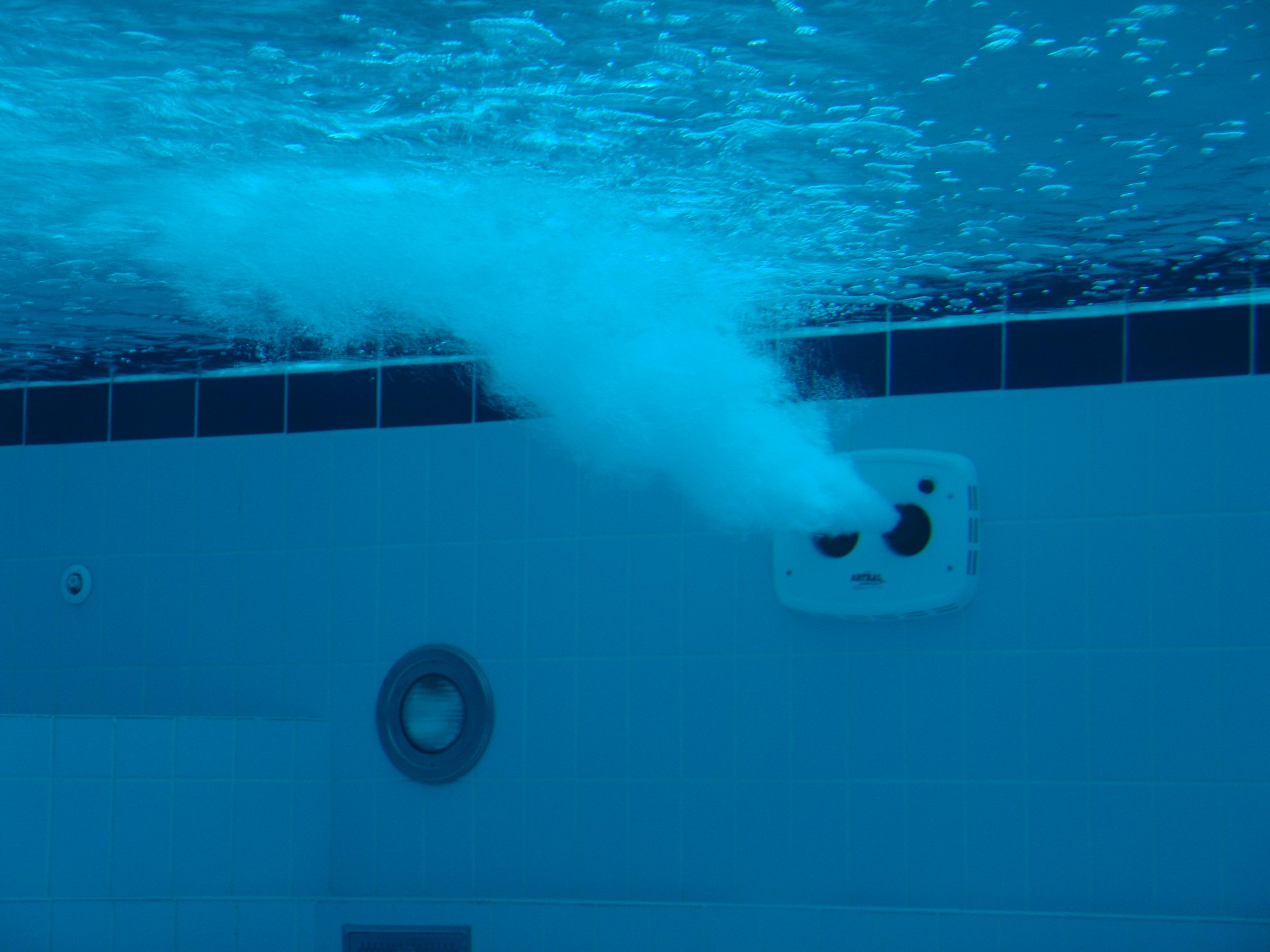 Aqua mramor - Turbo jet