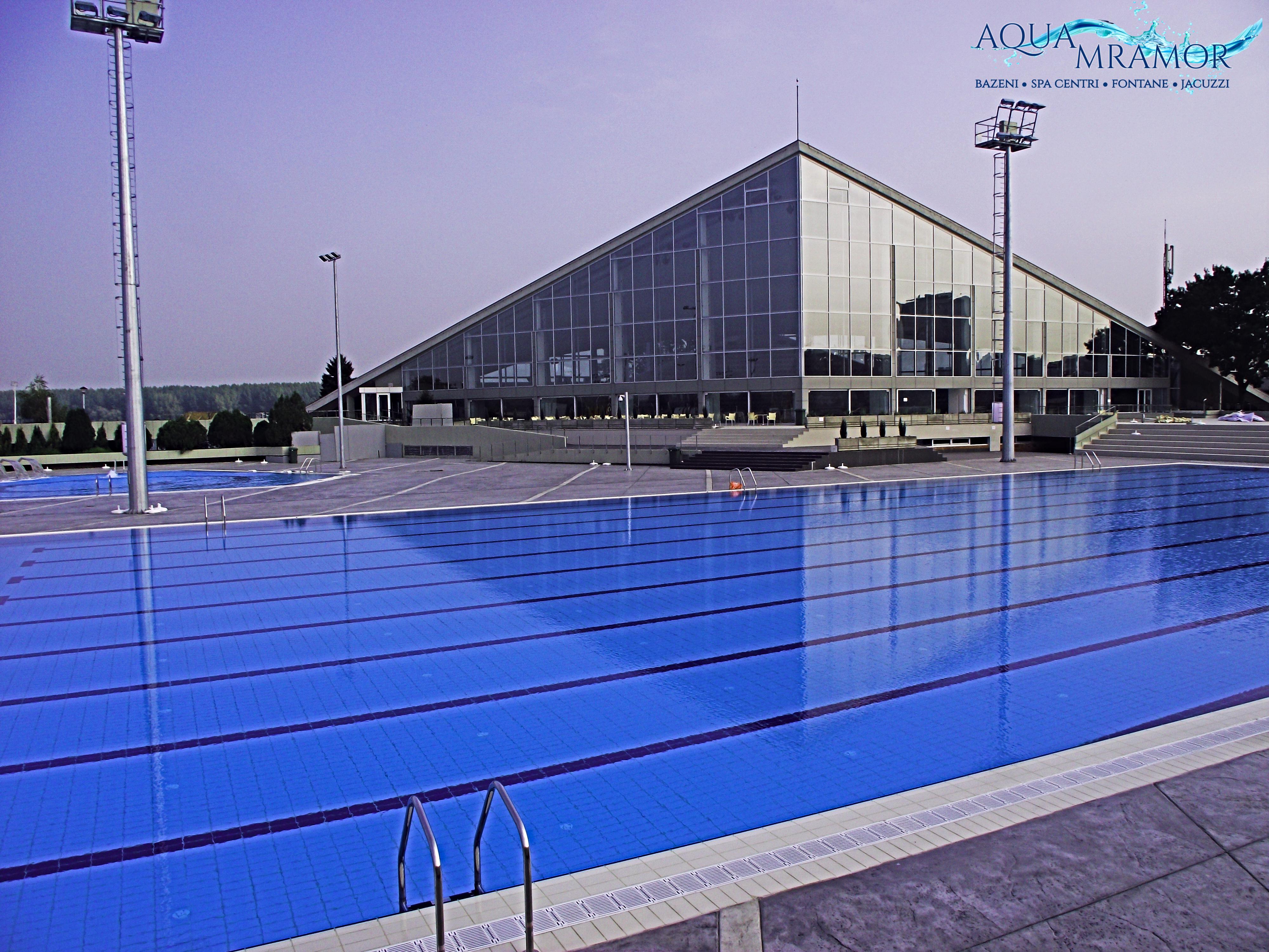 Aqua Mramor - Spoljni bazen 25. maj