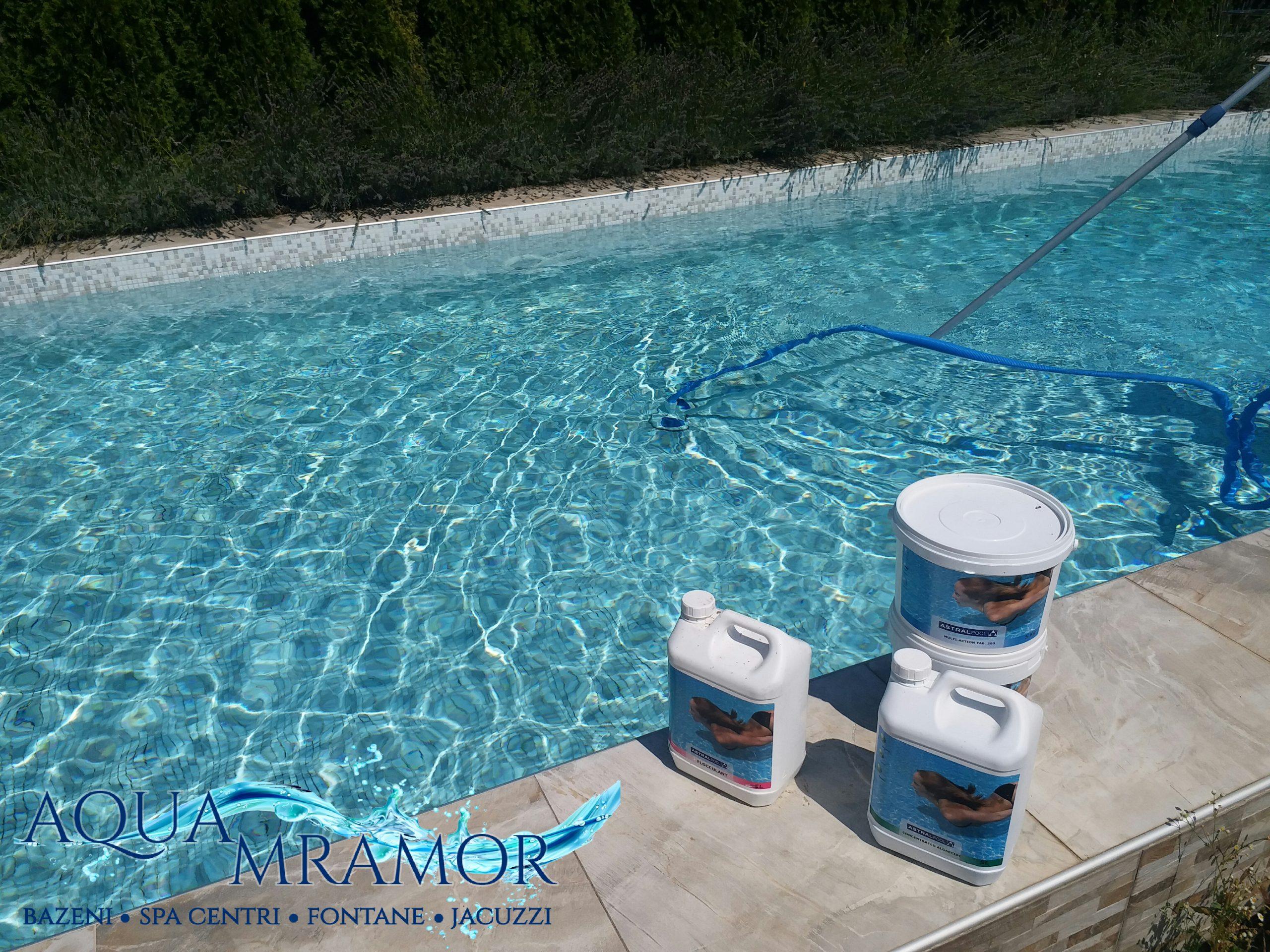 Aqua Mramor - Hemija za bazene