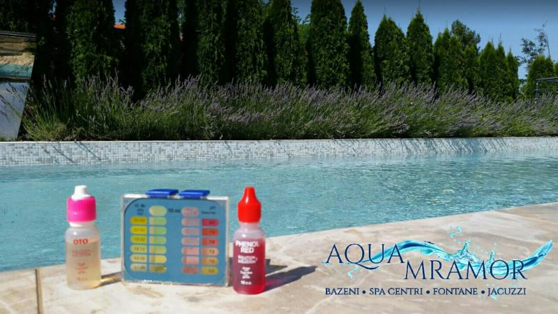 Aqua Mramor - Održavanje bazena