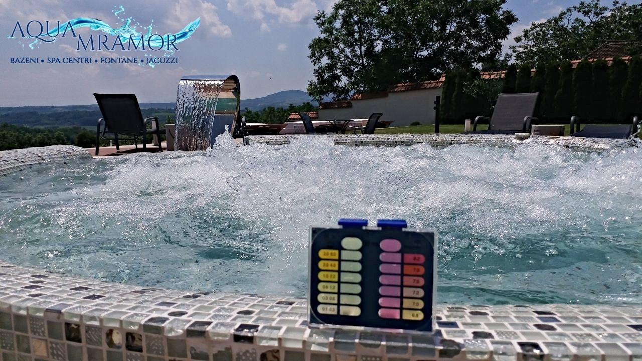 Aqua Mramor - Održavanje vode bazena